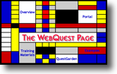 old WebQuest Page at SDSU